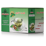 دمنوش چای سبز و دارچین